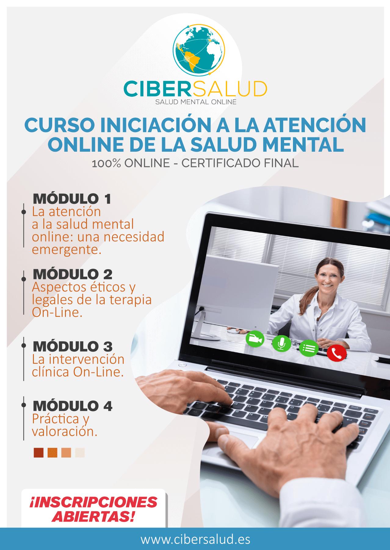 Iniciación a la terapia on-line