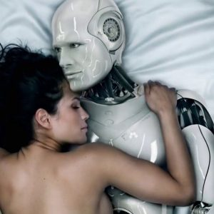 robot-woman