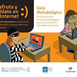 Guía Cuídate en internet - UNODC