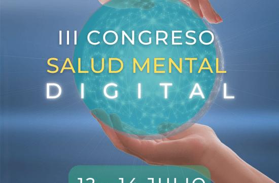 Programa III Congreso en Salud Mental Digital