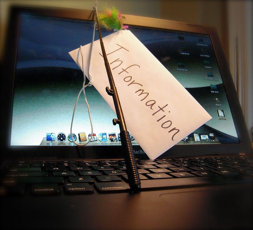 Ciberseguridad en el consultorio - Detectar Phishing